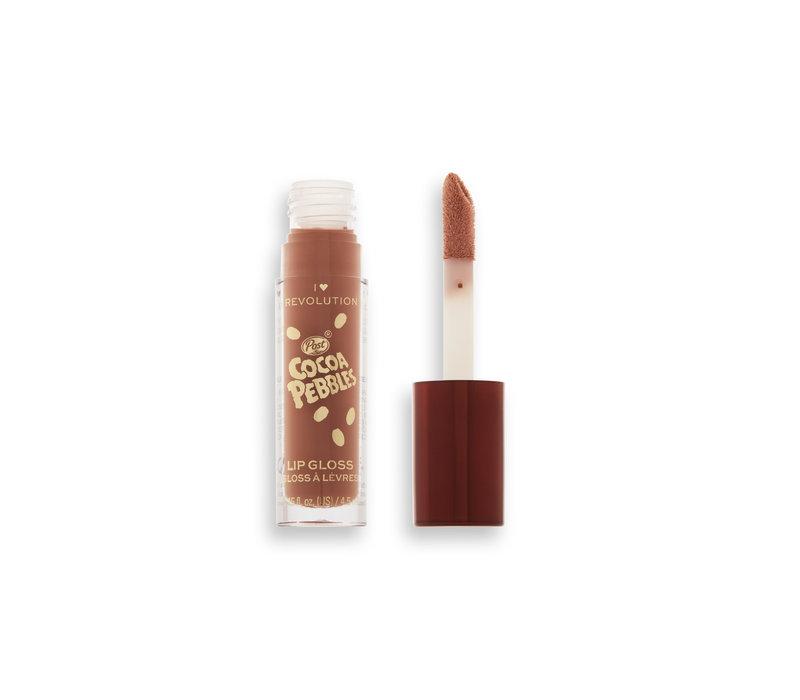 I Heart Revolution x Cocoa Pebbles Lip Gloss Bamm-Bamm