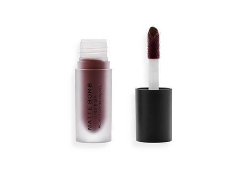 Makeup Revolution Matte Bomb Satin Chocolate