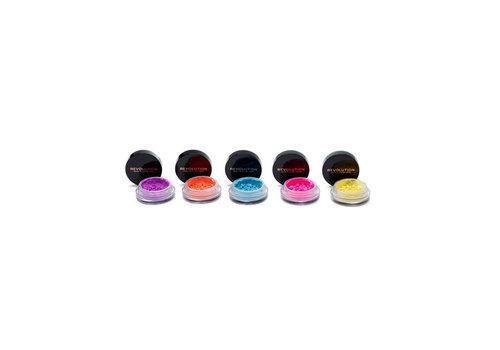 Makeup Revolution Creator Artist Pigment Pot Set