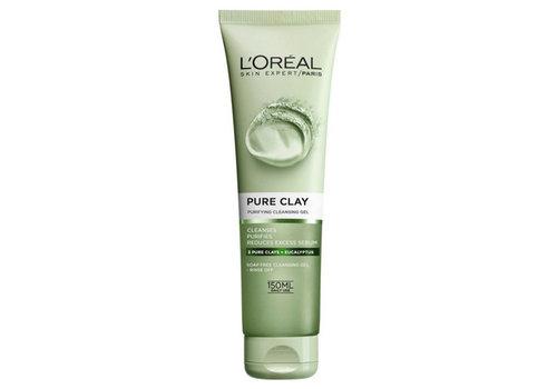 L'Oréal Paris Pure Clay Wash Purifying
