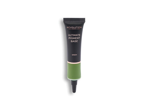 Makeup Revolution Ultimate Pigment Base Green
