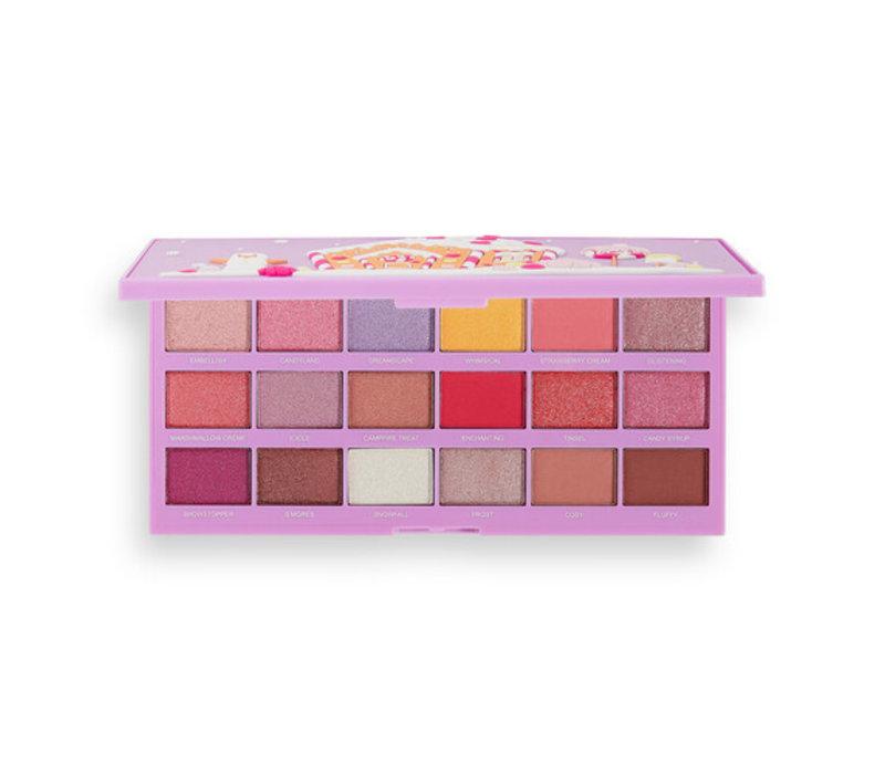 I Heart Revolution Tasty Marshmallow Wonderland Eyeshadow Palette