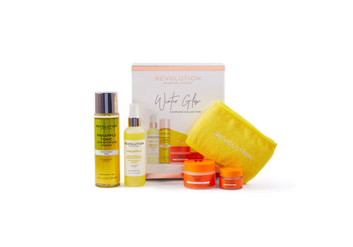 Revolution Skincare Winter Glow Energise Collection