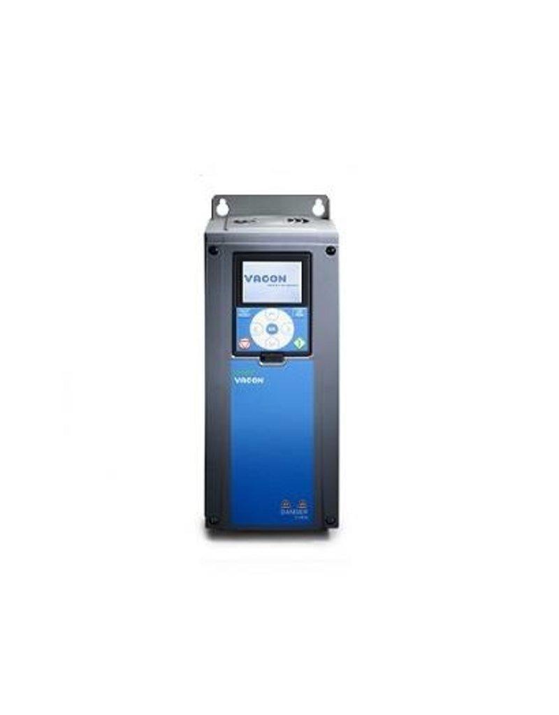 VACON VACON0100-3L-0012-4 HVAC+SBF2+HMTX+FL03+IP21   5,5kW   frequentieregelaar