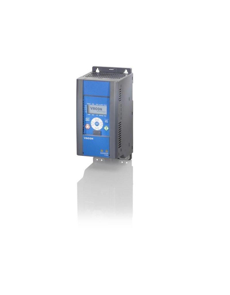 VACON VACON0020-1L-0005-2+EMC2+QPES   1,1kW   frequentieregelaar