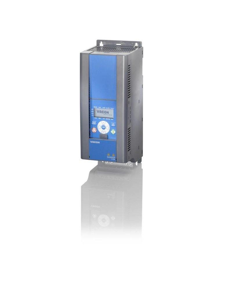 VACON VACON0020-1L-0009-2+EMC2+QPES   2,2kW   frequentieregelaar
