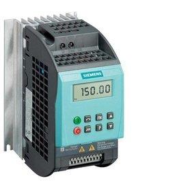 SIEMENS 6SL3211-0AB12-5BB1 0,25kW frequentieregelaar uss
