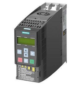 SIEMENS 6SL3210-1KE11-8UB1 0,55kW frequentieregelaar zonder filter