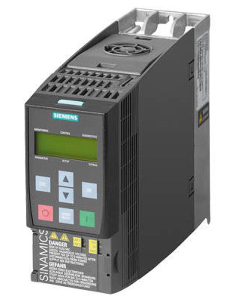 SIEMENS 6SL3210-1KE11-8UB1   0.55kW   frequentieregelaar zonder filter