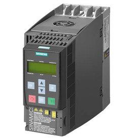 SIEMENS 6SL3210-1KE21-3UB1 5,5kW frequentieregelaar zonder filter