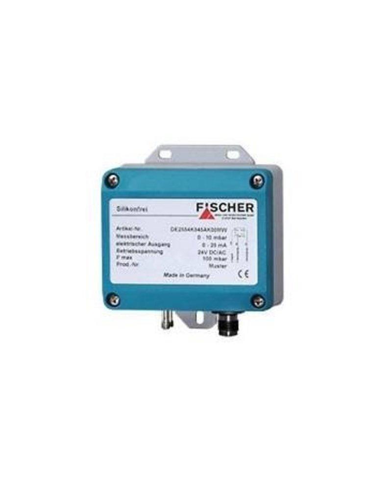 FISCHER DE25N5M045AK00EW 6000 Pa 0-20mA verschildruktransmitter