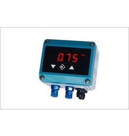 FISCHER DE45E10041AK03MW 1600 Pa 0-20mA verschildruktransmitter