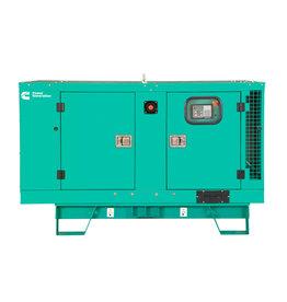 CUMMINS C28 D5 - GESLOTEN  27,5 kVA