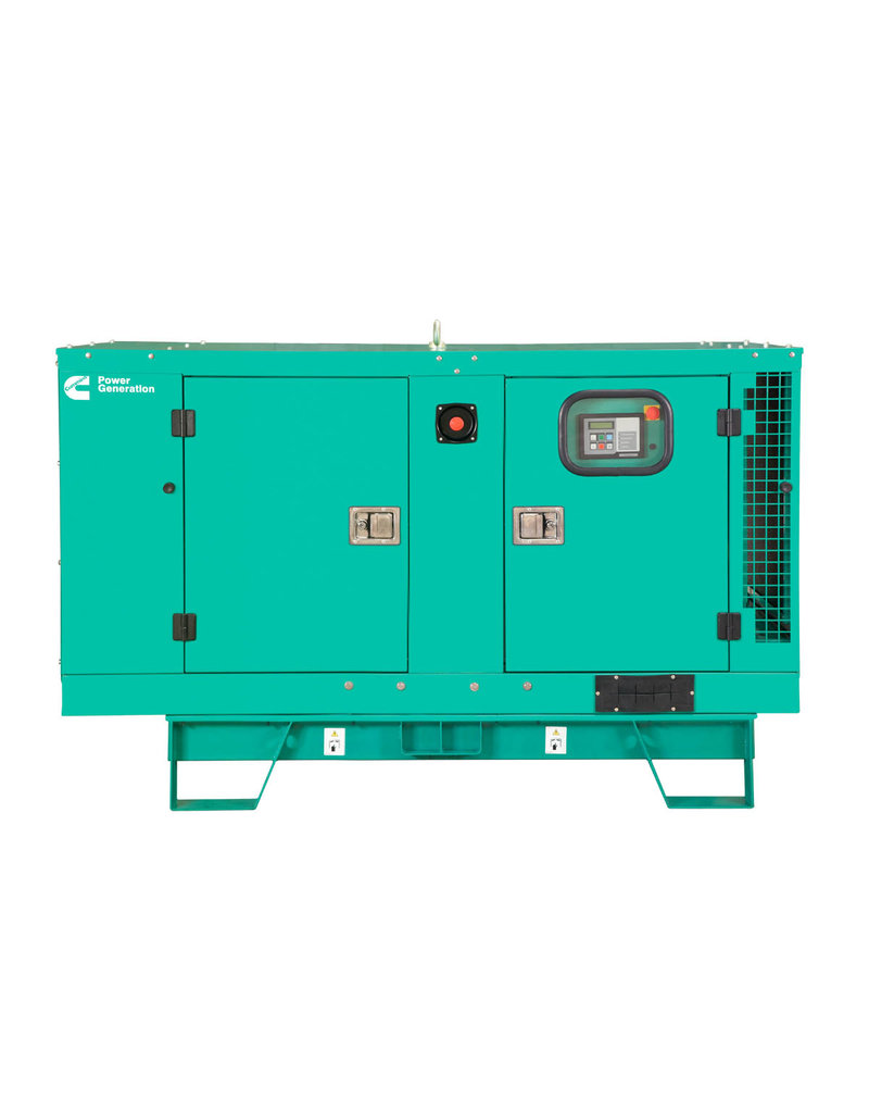 CUMMINS CUMMINS   C28 D5 - GESLOTEN    27,5 kVA