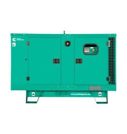 CUMMINS C38 D5 - GESLOTEN  38 kVA