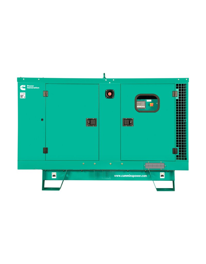 CUMMINS CUMMINS   C38 D5 - GESLOTEN    38 kVA