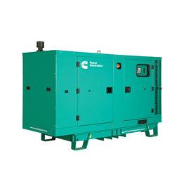 CUMMINS C44 D5 - GESLOTEN  44 kVA