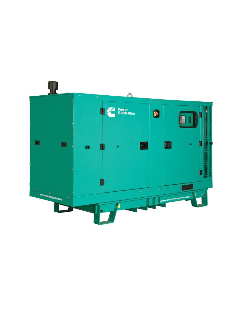 CUMMINS CUMMINS   C66 D5 - GESLOTEN    66 kVA