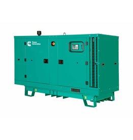 CUMMINS C90 D5 - GESLOTEN  90 kVA