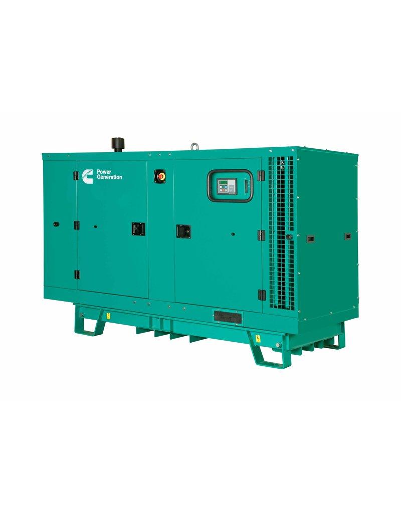 CUMMINS CUMMINS   C110 D5 - GESLOTEN    110 kVA