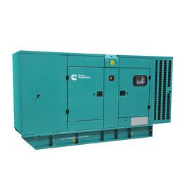 CUMMINS C150 D5 - GESLOTEN  150 kVA