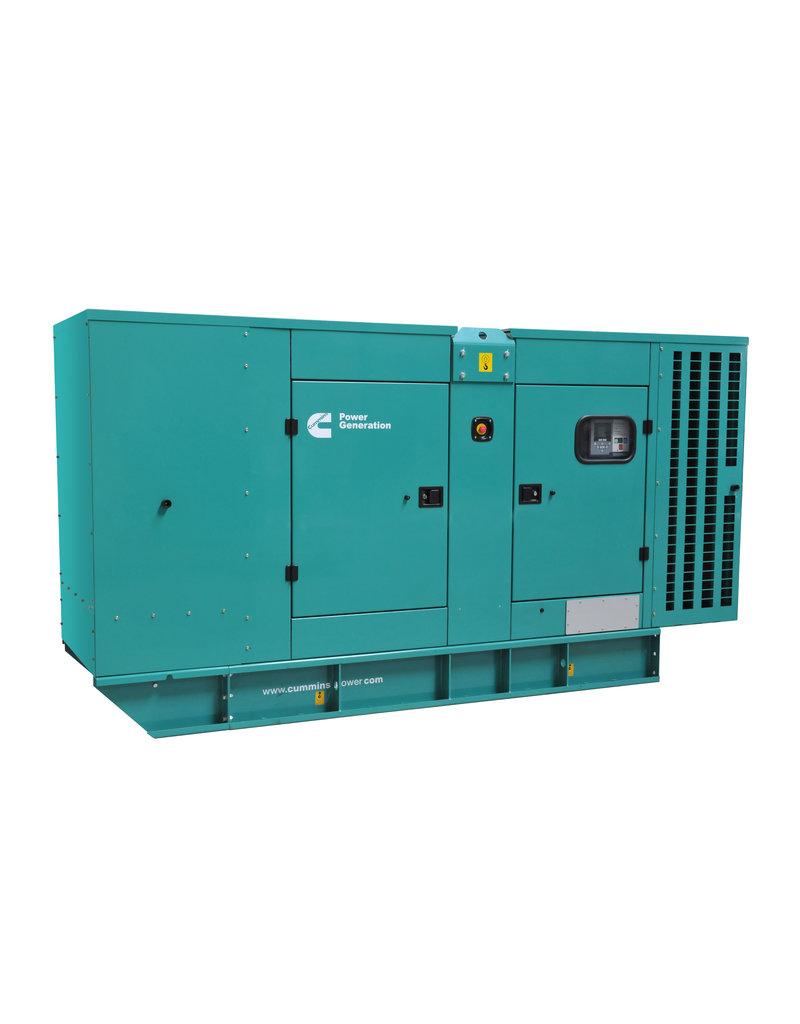 CUMMINS CUMMINS   C170 D5 - GESLOTEN    170 kVA