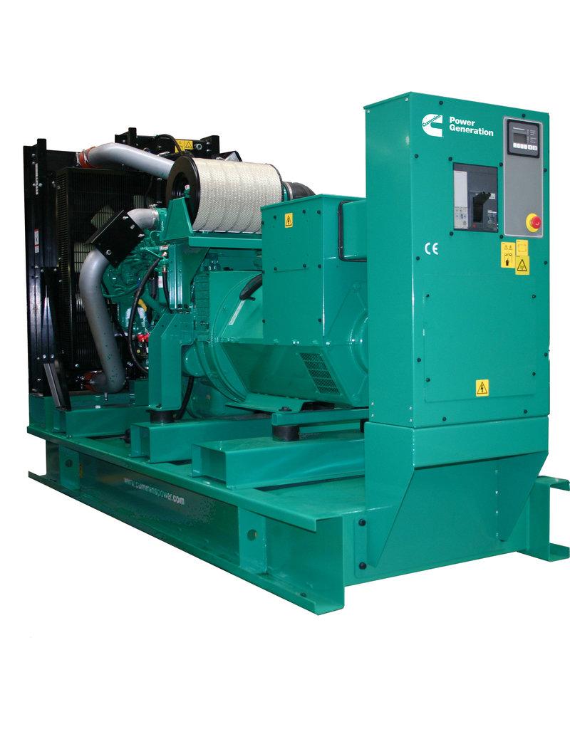 CUMMINS CUMMINS   C200 D5 - OPEN    200 kVA