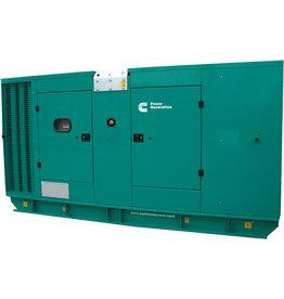 CUMMINS C200 D5 - GESLOTEN  200 kVA