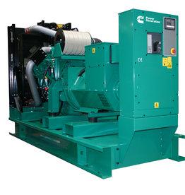 CUMMINS C220 D5 - OPEN  220 kVA