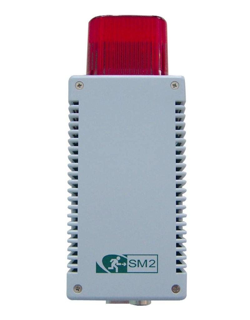 SM2 deuralarmunit voor nooddeuren