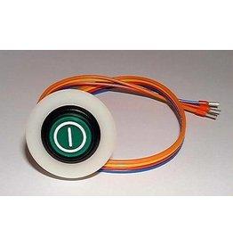 ELECTROPROJECT ELECTROPROJECT LED drukknop t.b.v. GTV-en GTVS  voeding