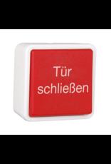 HAT-02 DE Hand-ontgrendeldrukknop opbouw/inbouw tekst Duits IP44