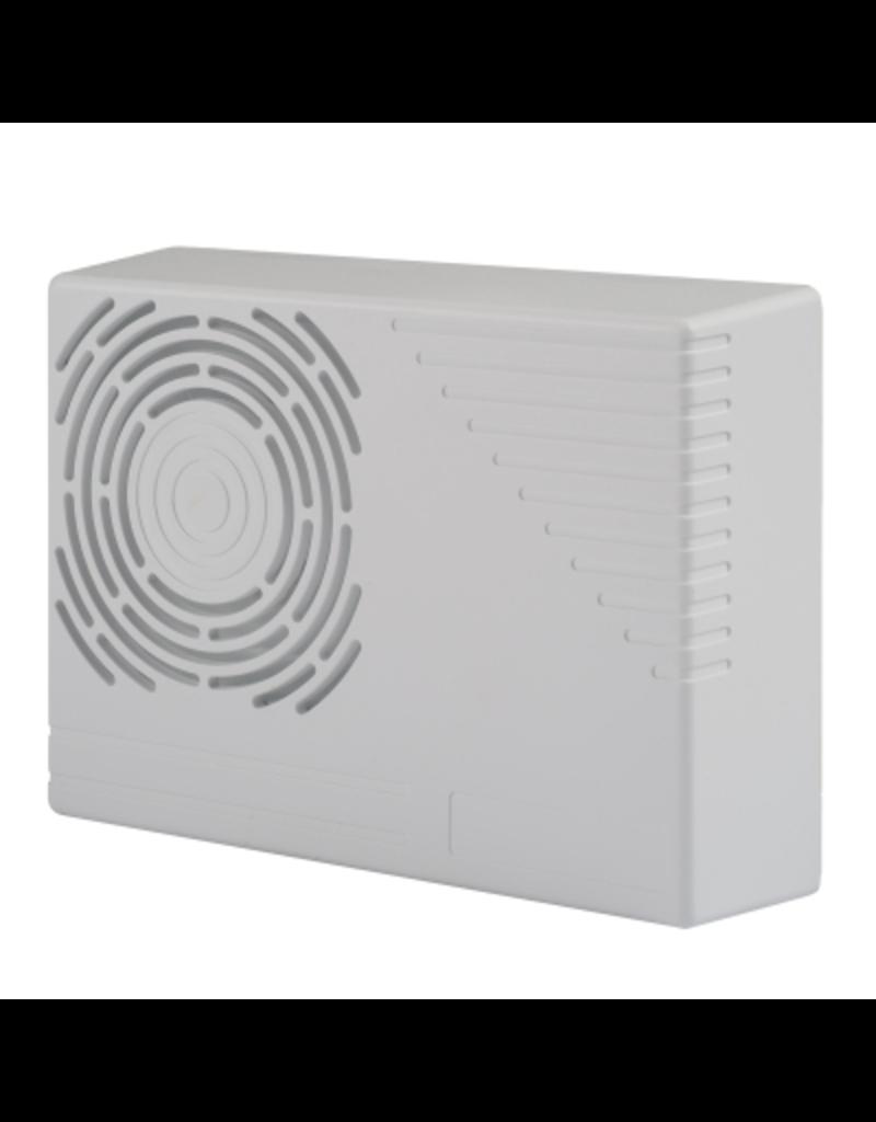 SP205 Elektrische sirene, 1 signaaltoon min. 90 dB instelbaar