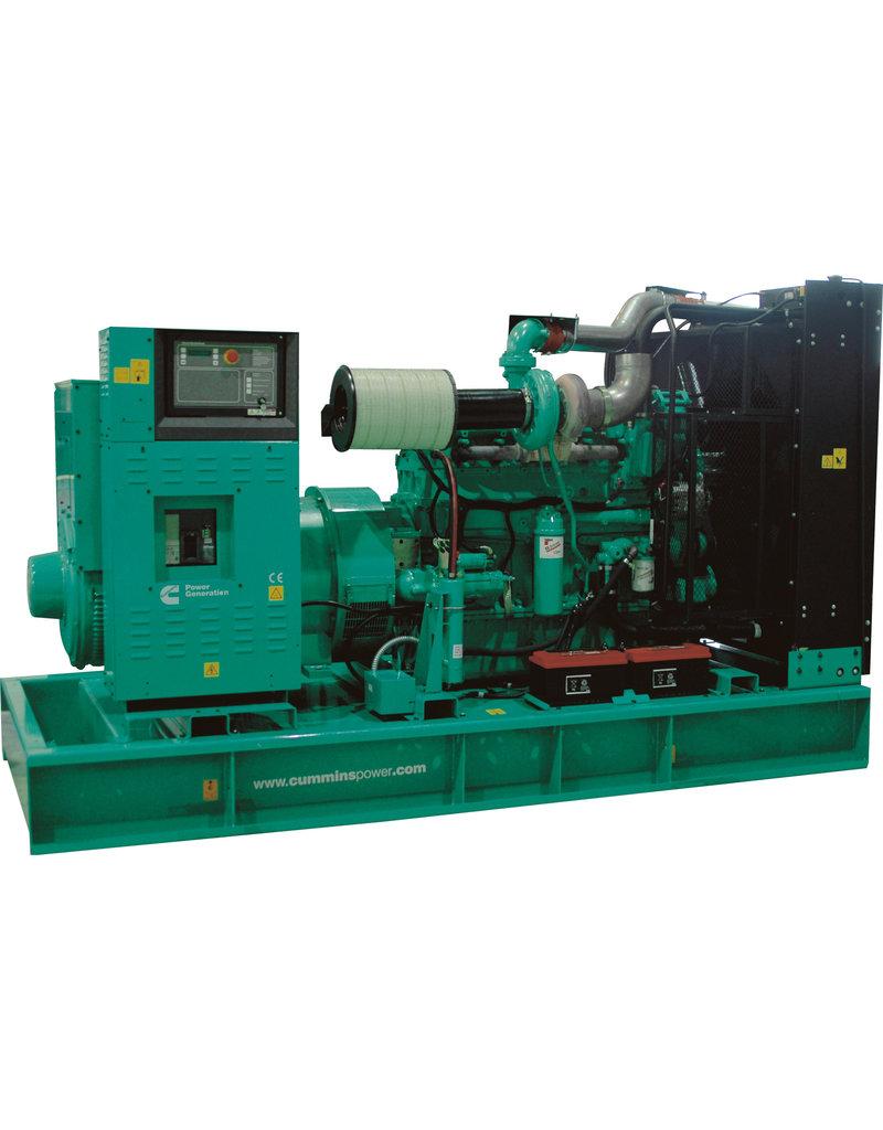 CUMMINS CUMMINS   C550 D5e - OPEN    550 kVA