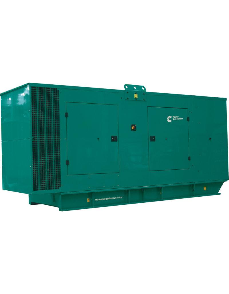 CUMMINS CUMMINS   C500 D5e - GESLOTEN    500 kVA