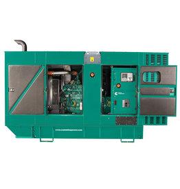 CUMMINS C275 D5 - GESLOTEN    275 kVA