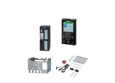 SIEMENS Control Units, bedieningspanelen en opties