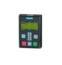 SIEMENS 6SL3255-0AA00-4CA1 BOP-2 Basis Bedienpaneel