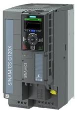SIEMENS 6SL3220-3YE28-0AB0   15kW G120X frequentieregelaar met IOP-2 grafisch kleuren display en RFI filterklasse C2