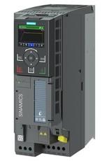 SIEMENS 6SL3220-3YE20-0AB0 4kW G120X frequentieregelaar met IOP-2 grafisch kleuren display en RFI filterklasse C2