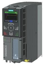 SIEMENS 6SL3220-3YE18-0AB0 3kW G120X frequentieregelaar met IOP-2 grafisch kleuren display en RFI filterklasse C2