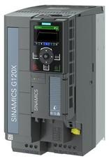 SIEMENS 6SL3220-3YE26-0AP0   11kW G120X frequentieregelaar met IOP-2 grafisch kleuren display en RFI filterklasse C2