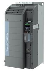 SIEMENS 6SL3220-3YE42-0AP0   75kW G120X frequentieregelaar met IOP-2 grafisch kleuren display en RFI filterklasse C2