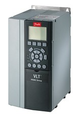 DANFOSS FC-102P7K5T4E20H1XNXXXXSXXXXAXBXCXXXXDX   7,5kW   frequentieregelaar met C1 filter