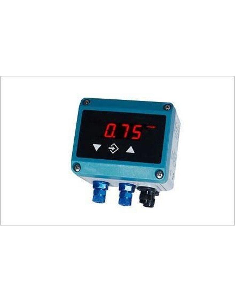 FISCHER DE45D80041CK03MW 600 Pa 0-10V verschildruktransmitter