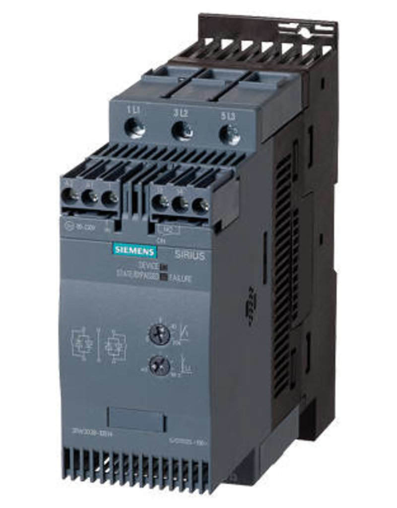 SIEMENS 3RW3028-1BB04   18,5 kW   softstarter