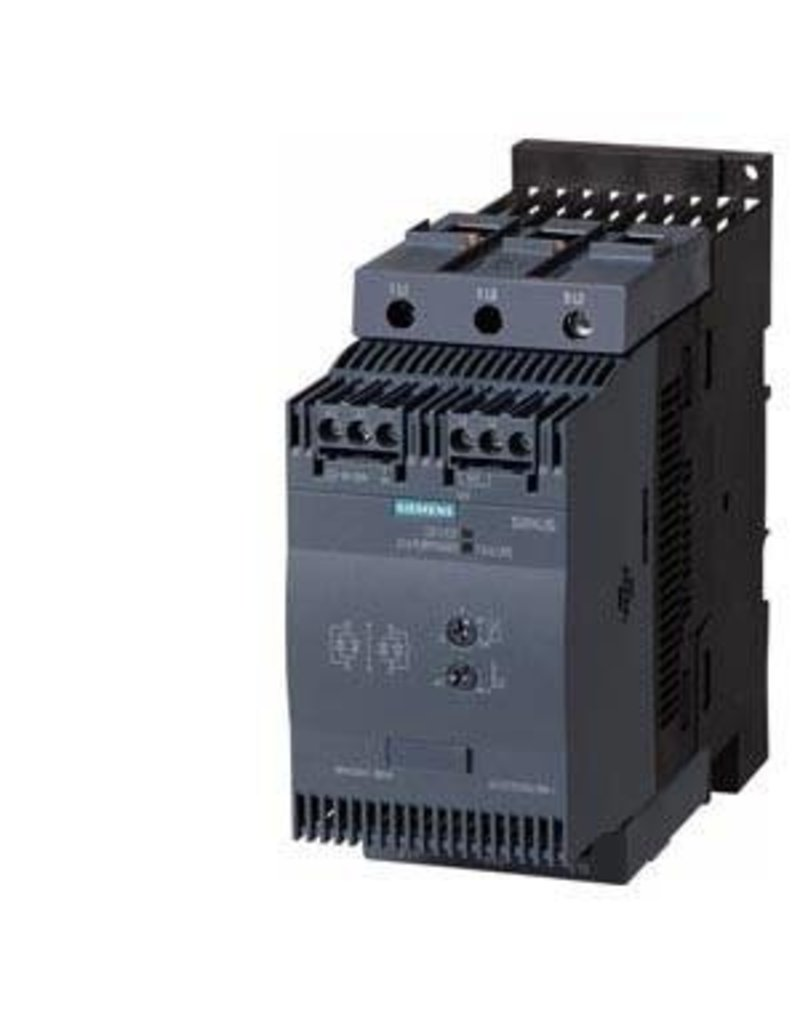 SIEMENS 3RW3046-1BB14   45 kW   softstarter