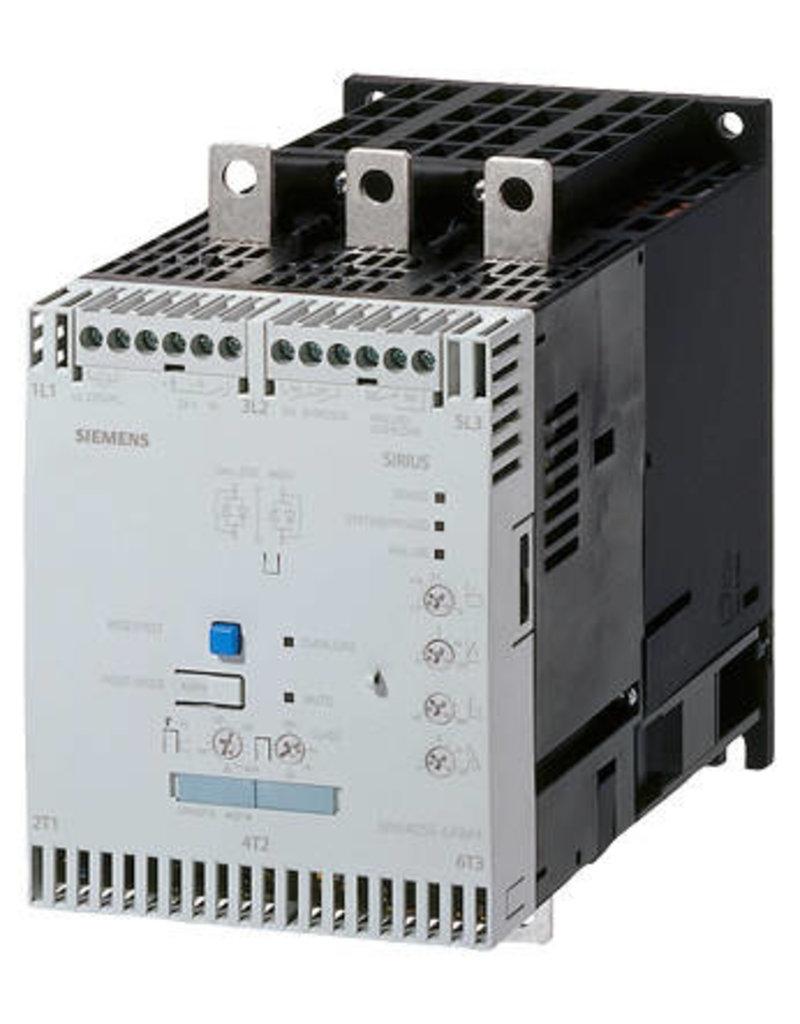 SIEMENS 3RW4056-6BB44   90 kW   softstarter
