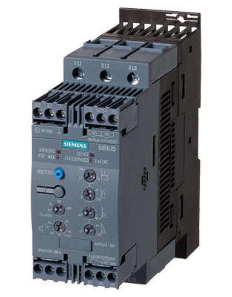 SIEMENS 3RW4036-1BB04   22 kW   softstarter
