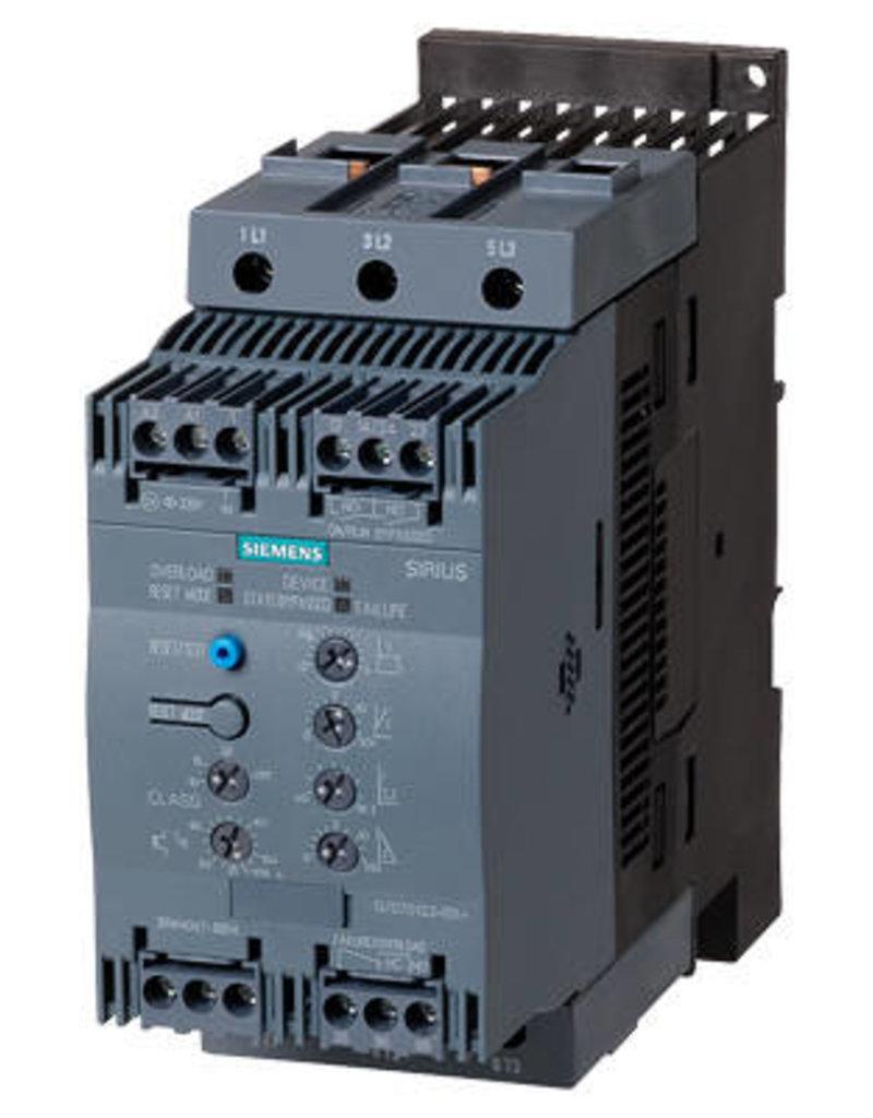 SIEMENS 3RW4047-1BB14   55 kW   softstarter
